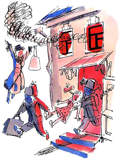 Картинка к книге Пожар во флигеле